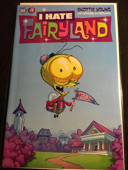 I Hate Fairyland #13 Comic Book from Amazing Collection