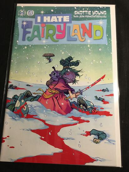 I Hate Fairyland #12 Comic Book from Amazing Collection