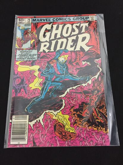 Marvel Ghost Rider #76