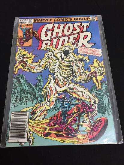 Marvel Ghost Rider #77
