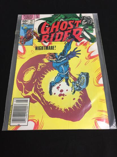 Marvel Ghost Rider #78
