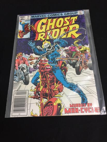 Marvel Ghost Rider #79