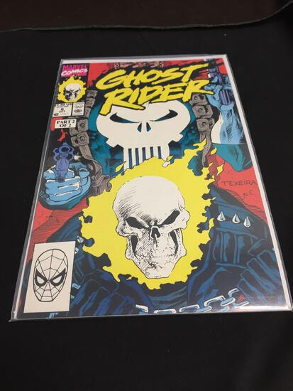 Marvel Ghost Rider #6 OCT 1990 VF/NM