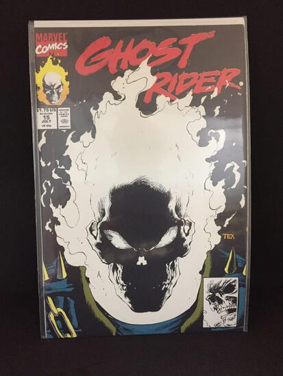 Marvel Ghost Rider #15 JUL 1991 VF/NM
