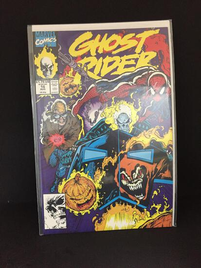 Marvel Ghost Rider #16 AUG 1991 VF/NM
