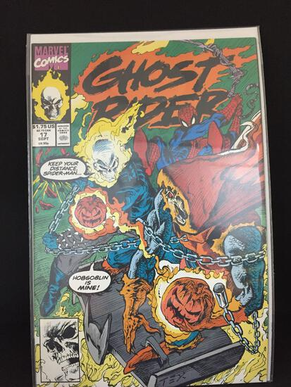 Marvel Ghost Rider #17 SEPT 1991 VF/NM