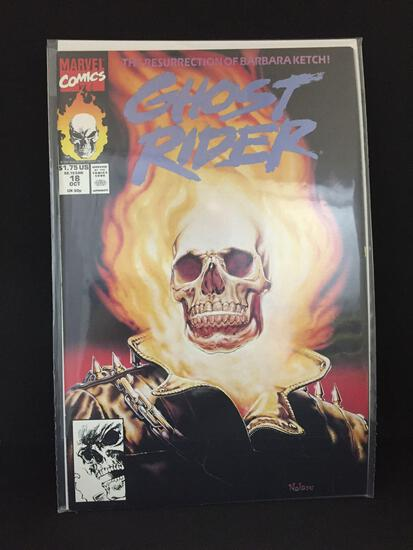 Marvel Ghost Rider #18 OCT 1991