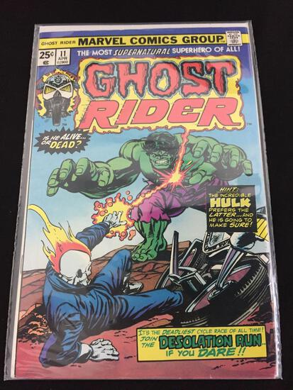 Marvel Ghost Rider #11 1975
