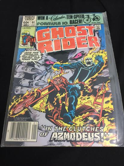 Marvel Ghost Rider #64
