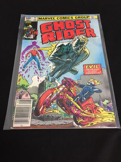 Marvel Ghost Rider #71
