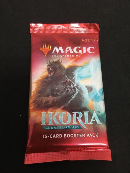 Factory Sealed IKORIA MTG Magic The Gathering Booster Pack from Box Break