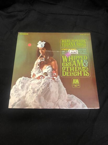 Herb Alperts Tijuana Brass Sealed Vintage Vinyl LP Record from Collection
