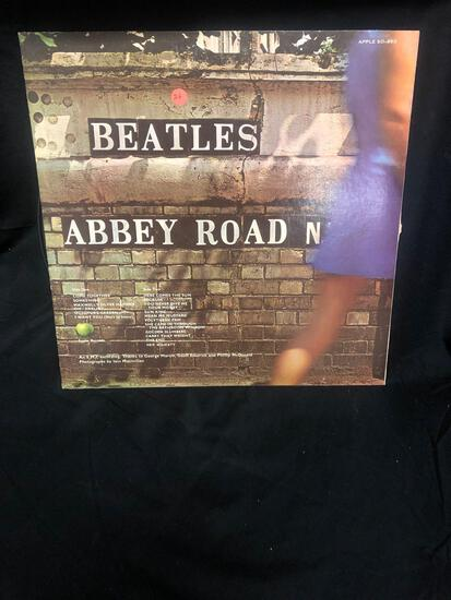 Beatles Abbey Road Vintage Vinly LP Record from Collection