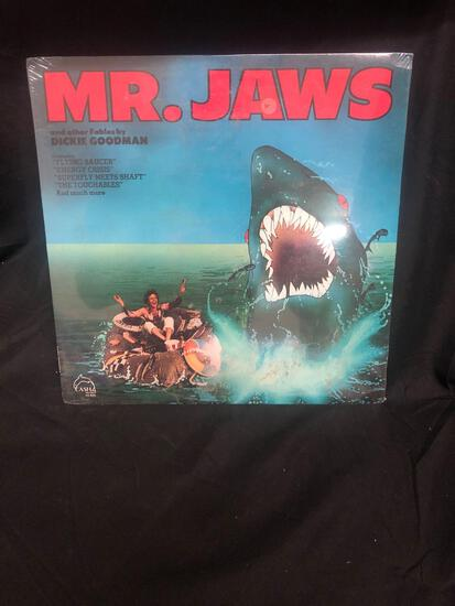 Mr. Jaws and other Fables by Dickie Goodman Sealed Vintage Vinyl LP Record from Collection