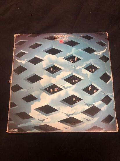 Tommy The Who Vintage Vinyl LP Record from Collection