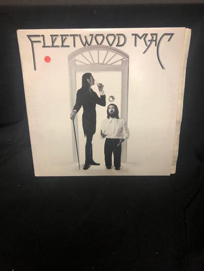 Fleetwood Mac Self Named Album Vintage Vinyl LP Record from Collection