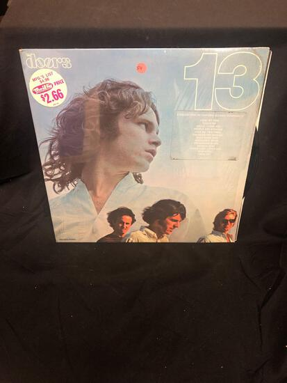 The Doors 13 Classics Vintage Vinyl LP Record from Collection