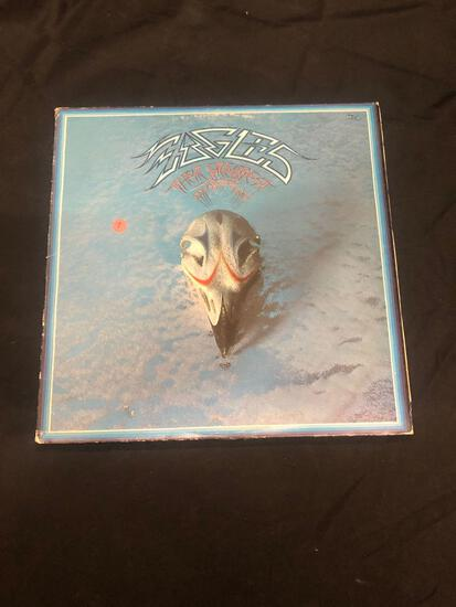 Eagles The Greatest Hits Vintage Vinyl LP Record from Collection