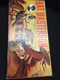 Vintage Bat Masterson An Exciting Authentic Western Game Board Game