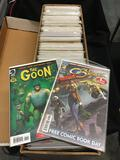Huge Collection of Mixed Comic Books from Store Closing