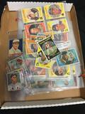 Vintage Lot of Old Baseball Cards