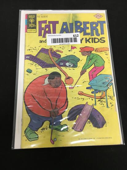 Vintage Gold Key FAT ALBERT AND THE COSBY KIDS Comic Book