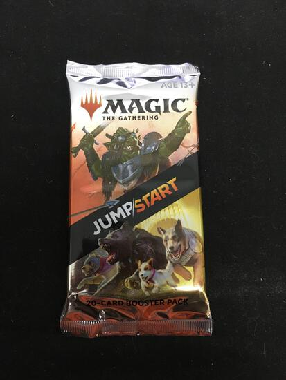 Sealed Magic the Gathering JUMPSTART 20 Card Booster Pack - HOT PRODUCT - eBay over $10 each!