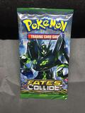 Factory Sealed XY Fates Collide Pokemon 10 Card Booster Pack