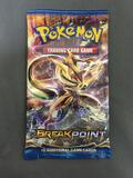 Pokemon Factory Sealed Break Point 10 Card Booster Pack