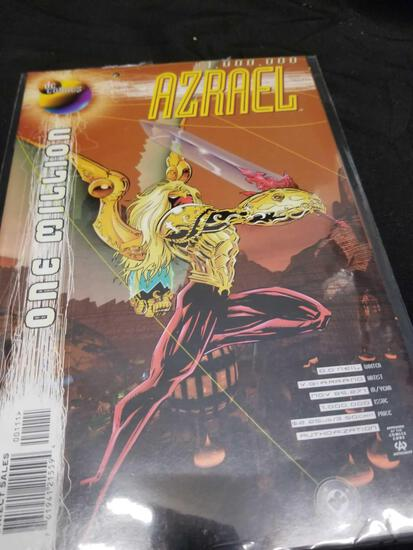 DC Comics One Million AZRAEL Nov 85,271 Issue 1,000,000 Comic Book