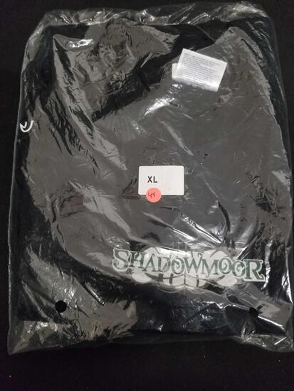 MTG Magic the Gathering Shadowmoore Black Shirt Adult XL