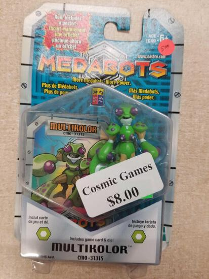 Hasbro MEDABOTS MULTIKOLOR New in Box