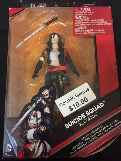 DC Comics Multiverse SUICIDE SQUAD KATANA Action Figure New in Box