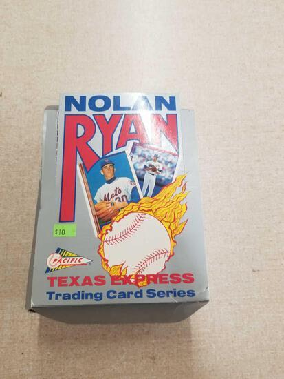Nolan Ryan Texas Express Trading Card Series 36 Count Factory Sealed Packs