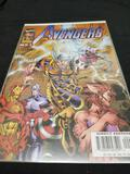 Marvel THE AVENGERS July '97 #9 Comic Book