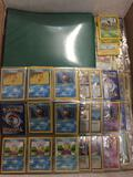 Huge Lot of Vintage Pokemon Cards from Collection with Base Set & 1st Edition Cards