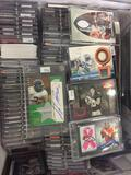Shoebox Full of Football Cards from Estate - Jersey Cards, Rookies, Peyton Manning and more!