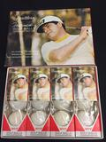 Vintage Faultless Trevino MVP Golf Balls One Dozen in Original Packaging