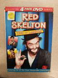 RED SKELTON KING OF LAUGHTER 4 PACK DVD COLLECTOR SERIES