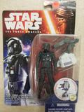 Disney Hasbro STAR WARS THE FORCE AWAKENS FIRST ORDER TIE FIGHTER PILOT New in Box
