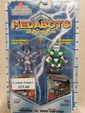 Hasbro MEDABOTS ROKUSHO VS ROBO-EMPEROR New in Box