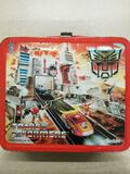 Vintage TRANSFORMERS Tin Lunch Pale with Thermos