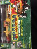 Revell DRAGON SLAYER HUMMER MONSTER TRUCK Metal Body in Original Box (LOCAL PICKUP ONLY)