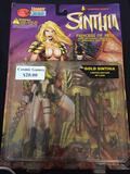Skybolt Toys Hobby Lightening Comics SINTHIA GOLD SINTHIA Limited Edition of 5k New in Package