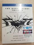 Factory Sealed THE DARK KNIGHT TRILOGY SPECIAL EDITION Blu-Ray Disc
