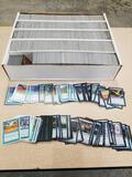 5 Row Box of Magic the Gathering Cards from Huge Collection