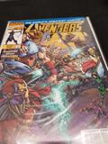 Marvel EARTH'S MIGHTIEST HEROES THE AVENGERS Aug #10 Comic Book