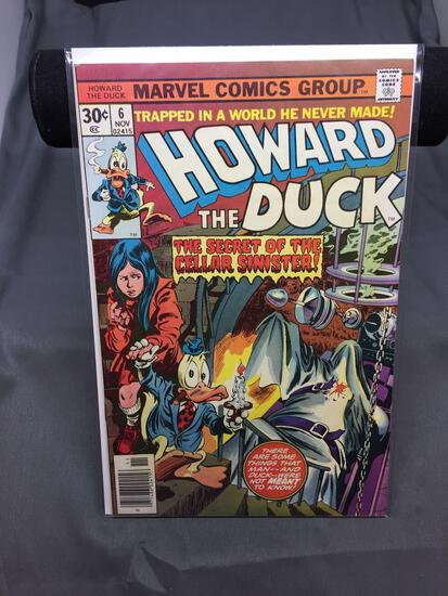 Marvel Comics, Howard The Duck #6-Comic Book