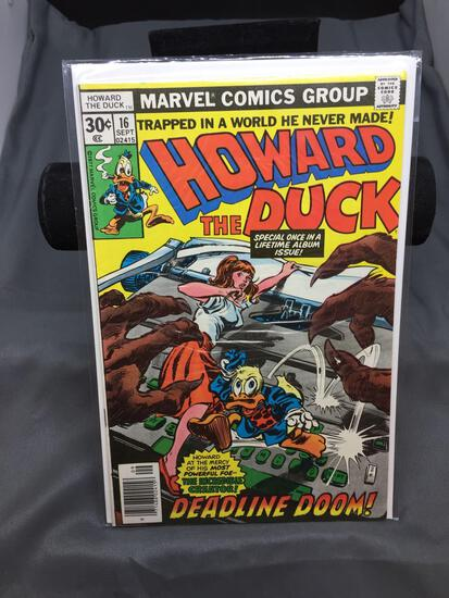 Marvel Comics, Howard The Duck #16-Comic Book