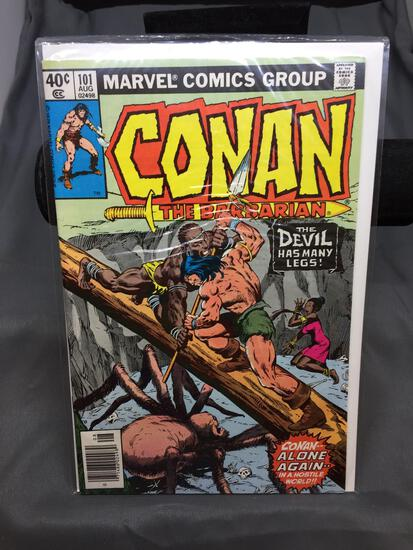 Marvel Comics, Conan The Barbarian #101-Comic Book